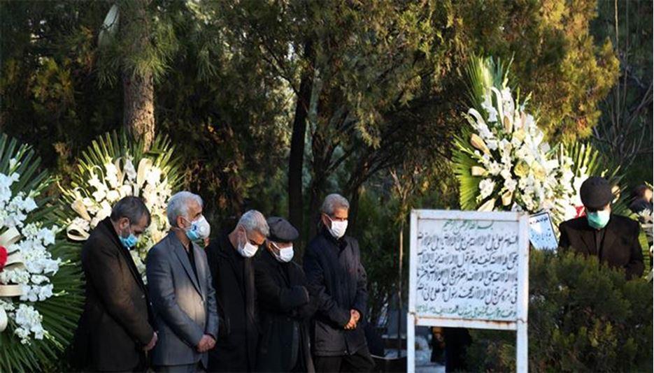 مراسم هفتمین روز درگذشت حاج حسن رسولی