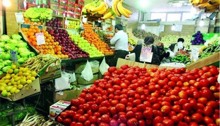 صادرات میوه از ایران بیش از ۲۰ برابر واردات