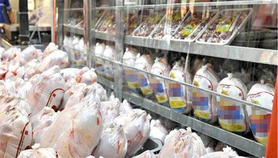 عرضه مرغ بیش از نیاز بازار شد